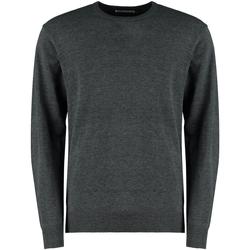 textil Hombre Sudaderas Kustom Kit K253 Gris