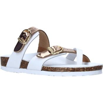 Zapatos Niños Chanclas Bionatura 22B 1020 Blanco