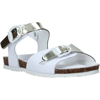 Zapatos Niños Sandalias Bionatura CHIARA Blanco