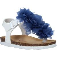 Zapatos Niños Chanclas Bionatura 22B 1007 Blanco