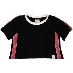 textil Niños Camisetas manga corta Naturino 6000719 01 Negro