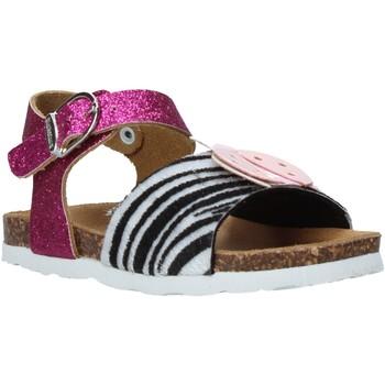 Zapatos Niña Sandalias Bionatura 22PUPA Rosado