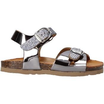 Zapatos Niña Sandalias Bionatura 22B 1005 Gris
