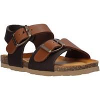 Zapatos Niña Sandalias Bionatura 22B 1002 Marrón