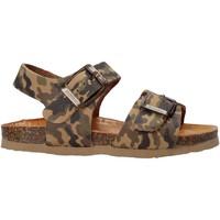 Zapatos Niños Sandalias Bionatura 22B 1002 Verde