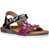 Zapatos Niña Sandalias Bionatura 22VALE Rosado