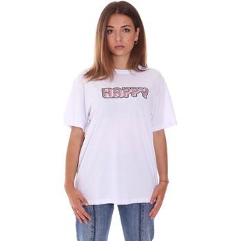textil Mujer Camisetas manga corta Naturino 6001026 01 Blanco
