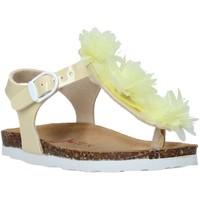 Zapatos Niña Sandalias Bionatura 22B 1007 Amarillo
