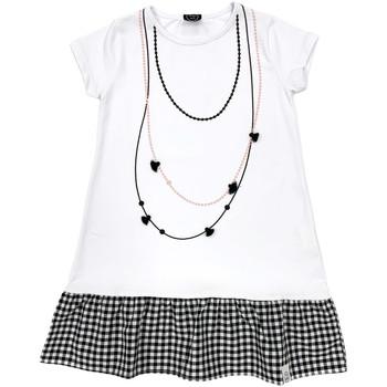 textil Niña Vestidos cortos Naturino 6000724 01 Blanco