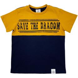 textil Niños Camisetas manga corta Naturino 6001018 01 Azul