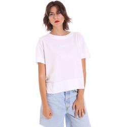 textil Mujer Camisetas manga corta Invicta 4451248/D Blanco