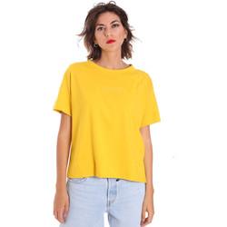 textil Mujer Camisetas manga corta Invicta 4451248/D Amarillo