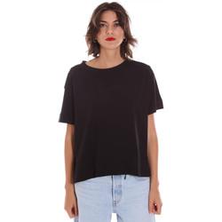 textil Mujer Camisetas manga corta Invicta 4451248/D Negro
