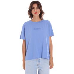 textil Mujer Camisetas manga corta Invicta 4451248/D Azul