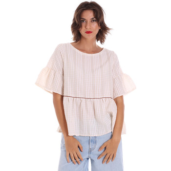 textil Mujer Tops / Blusas Naturino 6001027 01 Beige