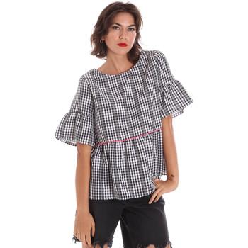 textil Mujer Tops / Blusas Naturino 6001027 01 Negro