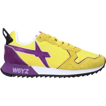 Zapatos Mujer Zapatillas bajas W6yz 2013563 01 Amarillo
