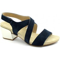 Zapatos Mujer Sandalias Benvado BEN-RRR-41001004-IP Platino