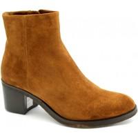 Zapatos Mujer Botines Anima ANI-I21-IA319-TA Marrone