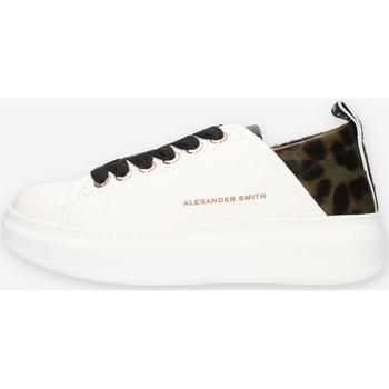 Zapatos Mujer Zapatillas bajas Alexander Smith E113211 Verde
