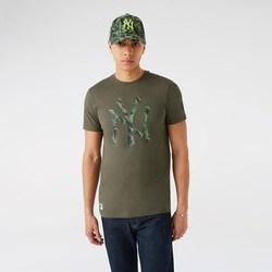 textil Hombre Camisetas manga corta New-Era CAMISETA MLB NEW YORK YANKEES  HOMBRE
