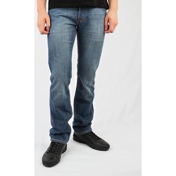 textil Hombre Vaqueros rectos Lee Knox L7132170 azul