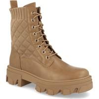 Zapatos Mujer Botines Ainy 9390 Kaki