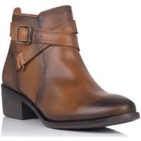 Zapatos Mujer Botines 48 Hrs 23202 CUERO