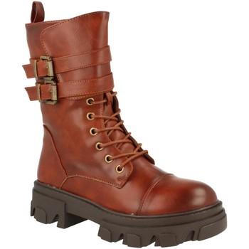 Zapatos Mujer Botas urbanas Ainy 7549 Camel