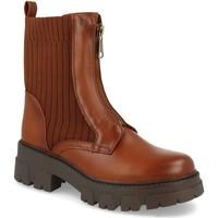 Zapatos Mujer Botines Ainy 8723 Camel
