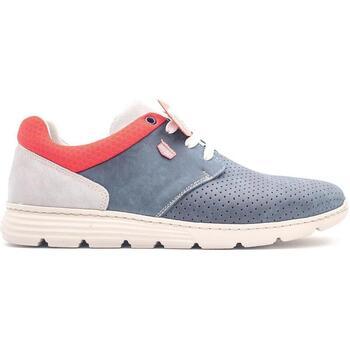 Zapatos Hombre Zapatillas bajas On Foot A022047 Azul