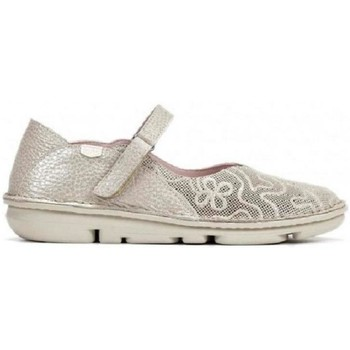 Zapatos Mujer Derbie & Richelieu On Foot A022124 Oro