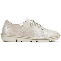 Zapatos Mujer Derbie On Foot A022131 Oro