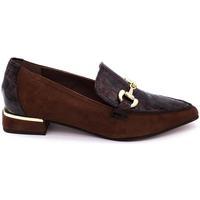 Zapatos Mujer Mocasín Vexed 5586 Marrón