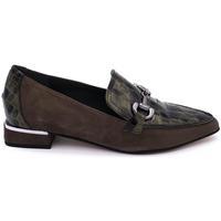 Zapatos Mujer Mocasín Vexed 5589 Verde