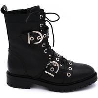 Zapatos Mujer Botines Vexed 5570 Negro