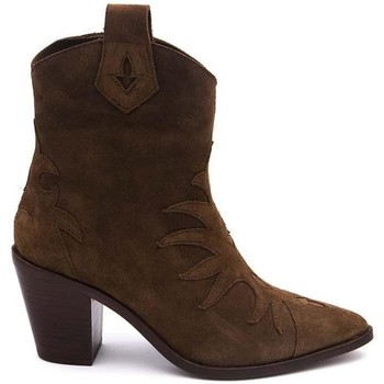Zapatos Mujer Botines Vexed 5831 Beige