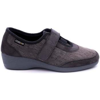 Zapatos Mujer Pantuflas Cosdam 2578 Gris
