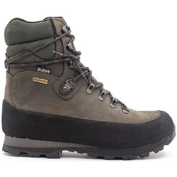 Zapatos Hombre Senderismo Bestard A021401 Verde