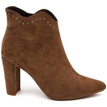 Zapatos Mujer Botines Daniela Vega A018697 Beige