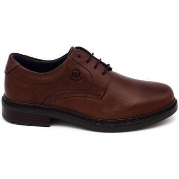 Zapatos Hombre Derbie Notton 61 Marrón