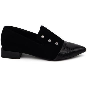 Zapatos Mujer Mocasín Vexed A017824 Negro