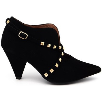 Zapatos Mujer Low boots Vexed A017898 Negro