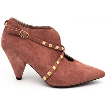 Zapatos Mujer Low boots Vexed 19200 Rosa
