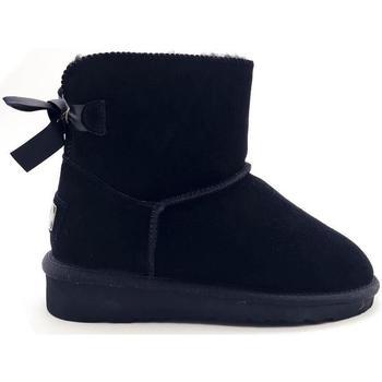 Zapatos Mujer Botines Top3 20857 Negro