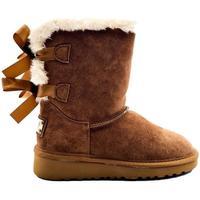 Zapatos Mujer Botas de nieve Top3 20859 Beige