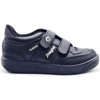 Zapatos Hombre Zapatillas bajas J´hayber OLIMPIA Negro