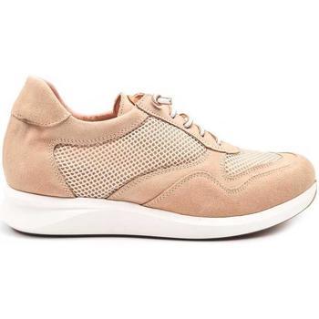 Zapatos Mujer Zapatillas bajas Agot KIRA Beige