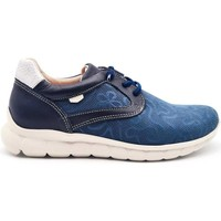Zapatos Mujer Zapatillas bajas On Foot A022096 Azul