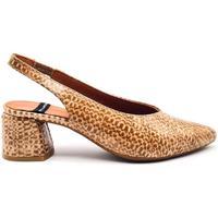 Zapatos Mujer Sandalias Angel Alarcon A021646 Beige